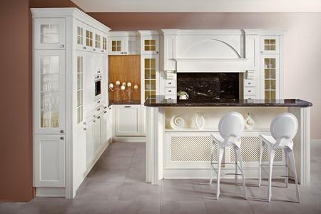 Klasyczne meble kuchenne Bristol HALUPCZOK