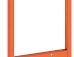 Stelaż podtynkowy do bidetu AQUAFIORI z metalową płytą przyłączeniową - zdjęcie 1
