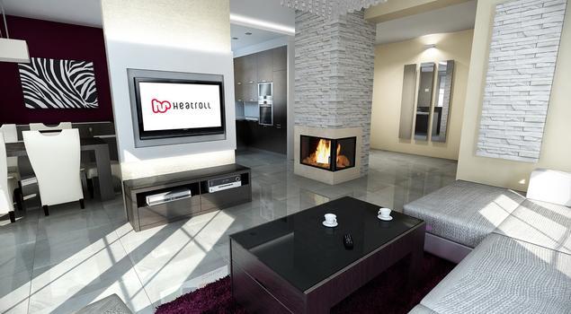 Heatroll to nie tylko szklane grzejniki przyszłości…to …ciepło i elegancja
