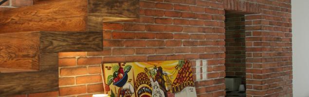 Płytki dekoracyjne Elkamino Dom do wykończenia ścian