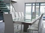 Stół ze szkła hartowanego GLASIMO