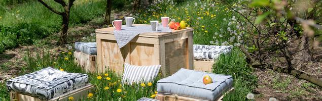 Jak ozdobić letni ogród? Dekoracje do ogrodu
