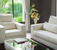 Pomysł na salon w eleganckim stylu
