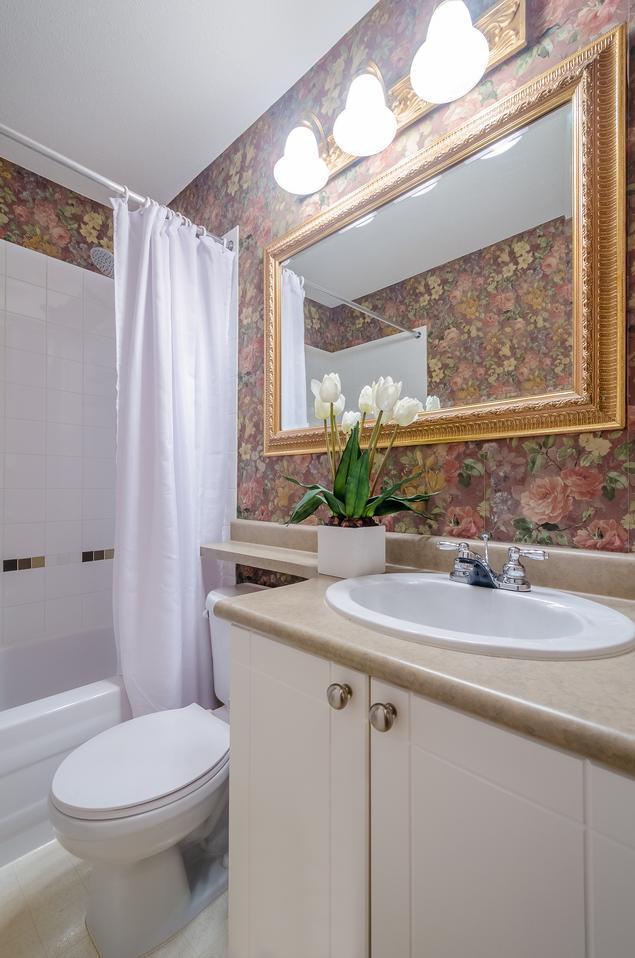 Aranżacja małej łazienki. Łazienka w stylu vintage