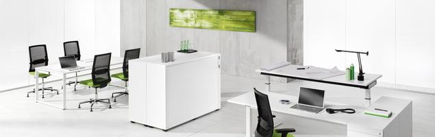 Ergonomiczne meble biurowe. Estetyczna aranżacja biura