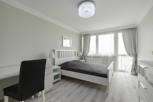Wybieramy kolor do sypialni, czyli biała sypialnia w roli głównej