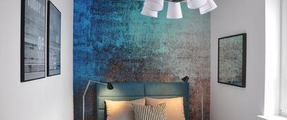 Sypialnia - styl nowoczesny