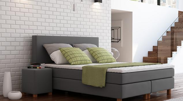 Sembella łóżko kontynentalne