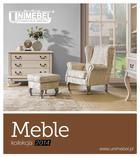 Meble Unimebel katalog kolekcja 2014